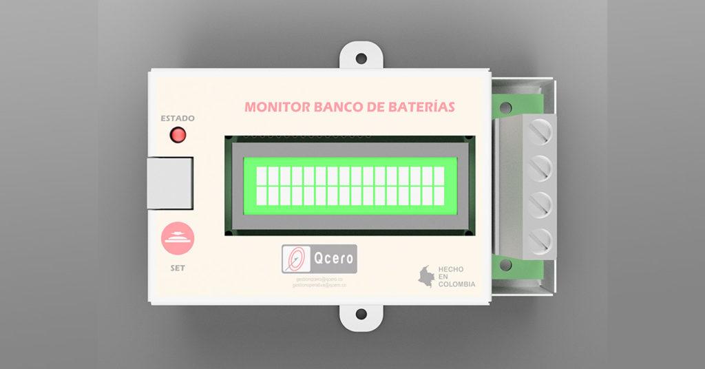 Monitoreo de Baterias